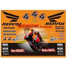 Moto GP Repsol 2011 Dovizioso