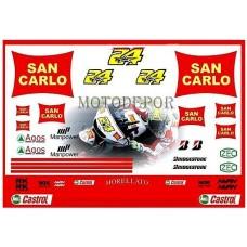 San Carlo.