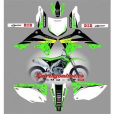 kawasaki kxf450 2012 monster