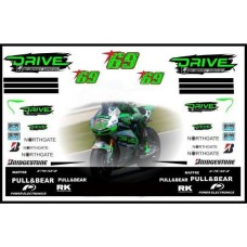 2014 HONDA DRIVE AOYAMA MOTO GP