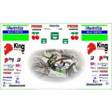 2014 KAWASAKI AVINTIA HECTOR BARBERA MOTO GP