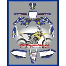 suzuki rmz250-2007-2009-rockstar-blue