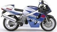 GSXR600/750 96-00