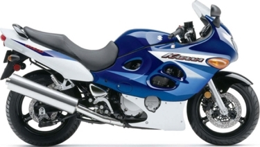 GSXF 600 03-06
