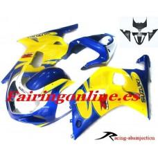 GSXR600/750 01-03