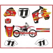 Honda cr 80 94 moto-X