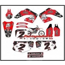 honda cr 125 metal mulisha