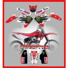 honda team red moto x crf150r