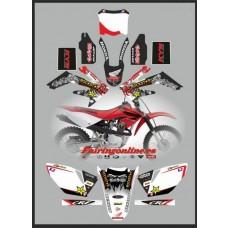 honda crf250 2006 2009 hart huntington moto x