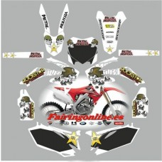 honda crf250 2010 2013 metal mulisha white
