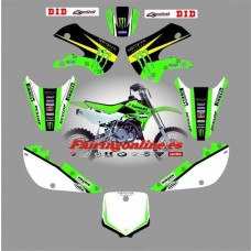 kawasaki kx65 2007 2014 ufo monster