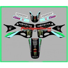 kawasaki team graphics kx125 kx250 1999 2002