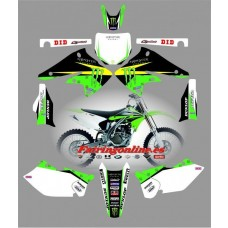 kawasaki kxf250 2004 2005 monster