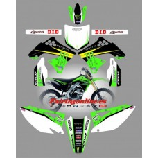 kawasaki kxf250 2009 2012 monster