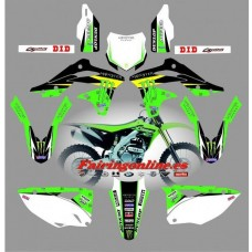 kawasaki kxf250 2013 2014 monster