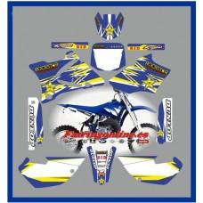 yamaha rockstar blue yz85 2002 2013