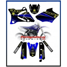 yamaha team rockstar graphics yz85