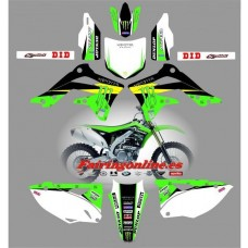 kawasaki kxf450 2012 monster