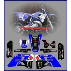 yamaha yz125 yz250 1996 2001 moto x