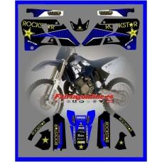 yamaha yz125 yz250 yz 1996 1997 1998 1999 2000 2001 rockstar moto x