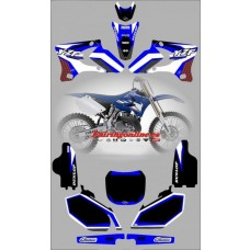 yamaha team full kit yz250f yz450f yzf250 yzf 03 04 05