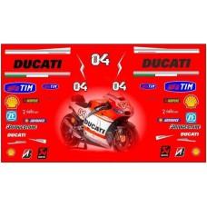 2014 DUCATI MOTO GP ANDREA DOVIZIOSO