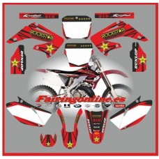 honda cr125 250 2002 2013 rockstar red